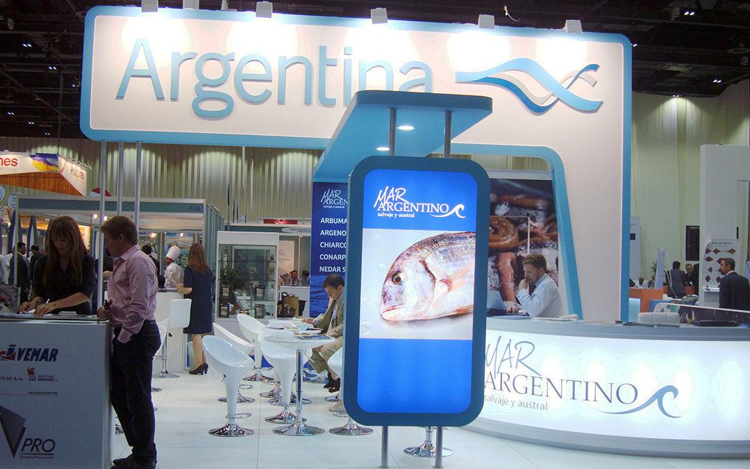 Mar Argentino en los Emiratos Árabes Unidos