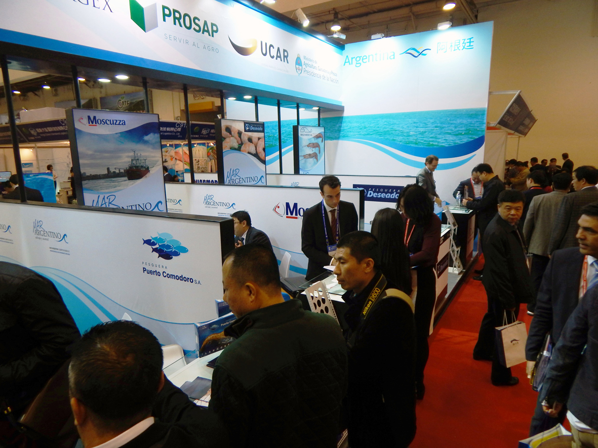Stand MAR ARGENTINO