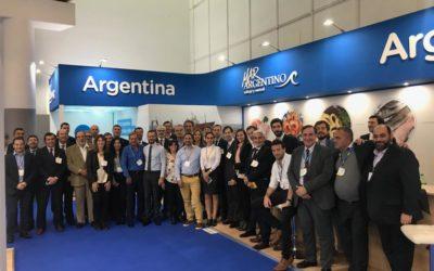 MAR ARGENTINO participó de la Seafood Expo Global