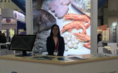 MAR ARGENTINO participó en la feria pesquera más importante del mercado asiático
